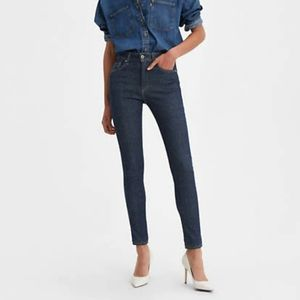 Levi's high waist skinny size 29 jeans in EUC